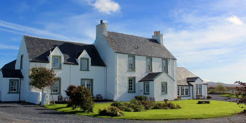 glenegedale house activities islay