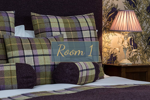 glenegedale house islay luxury bed breakfast 5 star room 1