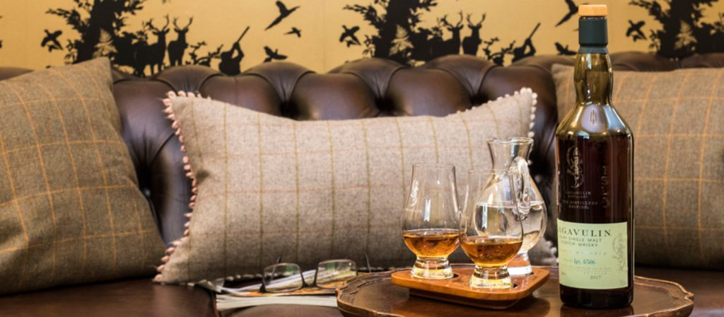 glenegedale house whisky lagavulin